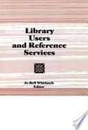 Library Users and Reference Services