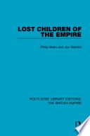 Lost Children of the Empire Book