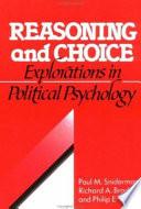 Reasoning and Choice