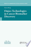 Omics Technologies in Cancer Biomarker Discovery