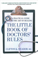 The Little Book of Doctors' Rules