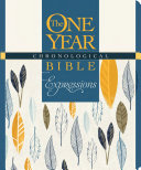 The One Year Chronological Bible Creative Expressions  Deluxe