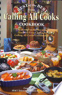 Best of the Best from Calling All Cooks Cookbook