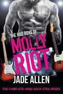 The Bad Boys of Molly Riot Book