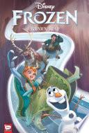 Disney Frozen  Reunion Road  Graphic Novel  Book
