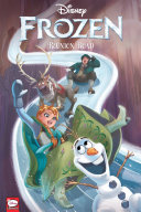 Disney Frozen  Reunion Road  Graphic Novel