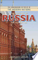 The History of Russia Book
