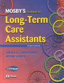 Mosby S Textbook For Long Term Care Assistants
