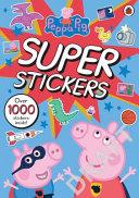 Peppa Pig Super Stickers Activity Book
