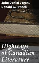 Highways of Canadian Literature [Pdf/ePub] eBook