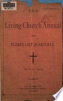 The Living Church Annual and Clergy-list Quarterly