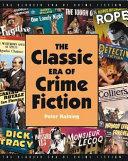 The Classic Era of Crime Fiction