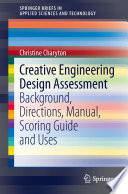 Creative Engineering Design Assessment Book