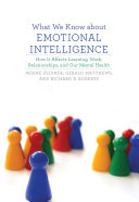 What We Know about Emotional Intelligence Book