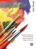 A Splash of Color  Book 2