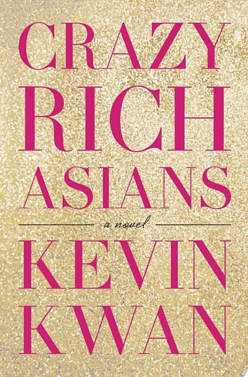Crazy Rich Asians banner backdrop