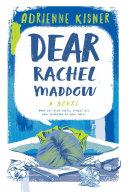 Dear Rachel Maddow Pdf/ePub eBook