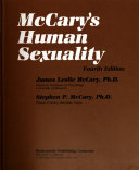 McCary s Human Sexuality