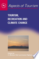 Tourism Recreation And Climate Change Book PDF