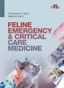 Feline Emergency   Critical Care Medicine Book