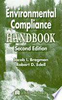 Environmental Compliance Handbook Book