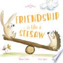 A Big Hug Book  Friendship is Like a Seesaw