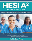 HESI A2 Essentials 2018