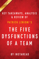 The Five Dysfunctions of a Team [Pdf/ePub] eBook
