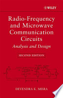 Radio Frequency and Microwave Communication Circuits Book