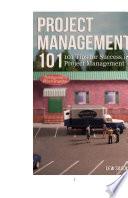Project Management 101 Book