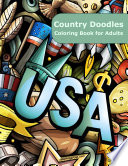 Country Doodles Coloring Book for Adults 1