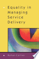 Equality in Managing Service Delivery