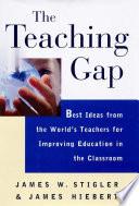 The Teaching Gap