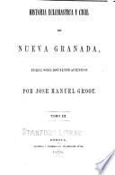 Historia eclesiástica y civil de Nueva Granada  : escrita sobre documentos auténticos , Band 3