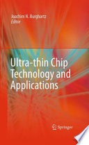 Ultra Thin Chip Technology And Applications