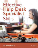 Effective Help Desk Specialist Skills [Pdf/ePub] eBook