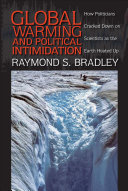 Global Warming and Political Intimidation