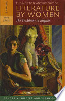 The Norton Anthology of Literature by Women: Early twentieth-century through contemporary