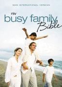 NIV, Busy Family Bible, eBook