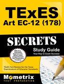Texes 178 Art Ec 12 Exam Secrets Study Guide