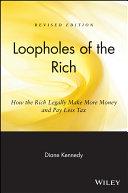 Loopholes of the Rich Pdf/ePub eBook