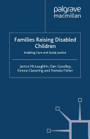 Families Raising Disabled Children