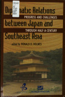 Diplomatic Relations Between Japan and Southeast Asia
