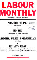 The Labour Monthly