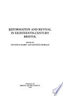 Reformation and Revival in Eighteenth-century Bristol
