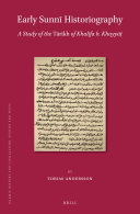 Early Sunn   Historiography