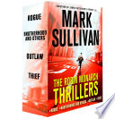 The Robin Monarch Thrillers Book