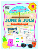 Pdf June & July Monthly Collection, Grade 5 Telecharger