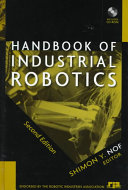 Handbook of Industrial Robotics