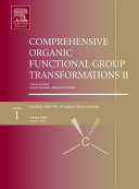 Comprehensive Organic Functional Group Transformations II